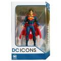 DCコレクティブルズ DCコミックス アイコンズ 6インチ アクションフィギュア スーパーマン (DCリバース)