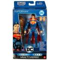 DCコミックス マルチバース 6インチ アクションフィギュア クレイフェイスシリーズ スーパーマン (DCリバース)