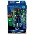 DCコミックス マルチバース 6インチ アクションフィギュア クレイフェイスシリーズ ジェシカ・クルーズ グリーンランタン (DCリバース)