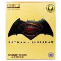 バットマンvsスーパーマン/ジャスティスの誕生 メズコ ワン12コレクティブ 1/12スケール アクションフィギュア ナイトメア・バットマン