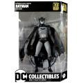 DCコレクティブルズ バットマン:ブラック アンド ホワイト アクションフィギュア バットマン by ボブ・ケイン