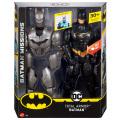 マテル バットマン ナイトミッションズ 12インチ ライト&サウンド アクションフィギュア トータルアーマー バットマン
