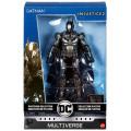 マテル DCコミックス マルチバース ゲームストップ限定 6インチ アクションフィギュア プラチナコレクション アーマーモード バットマン (インジャスティス 2)