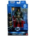 マテル DCコミックス マルチバース 6インチ アクションフィギュア レックス・ルーサーシリーズ バットマン (ゴッサム・バイ・ガスライト)