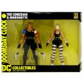 DCコレクティブルズ ドゥームズデイ・クロック 6.75インチ アクションフィギュア 2パック コメディアン & マリオネット