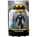 マテル バットマン ナイトミッションズ 6インチ アクションフィギュア ナイトウィング