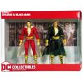 DCコレクティブルズ DCコミックス エッセンシャルズ 6.75インチ アクションフィギュア 2パック シャザム! & ブラックアダム