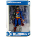 DCコレクティブルズ DCコミックス エッセンシャルズ 6.75インチ アクションフィギュア サイボーグ・スーパーマン