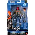 マテル DCコミックス マルチバース 6インチ アクションフィギュア キラークロックシリーズ レッドフード (ジェイソン・トッド)