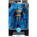 マクファーレントイズ DC マルチバース ウォルマート限定 7インチ アクションフィギュア 『バットマン:アニメイテッドシリーズ』 バットマン (ブルースーツ)