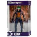 DCコレクティブルズ DCコミックス エッセンシャルズ 6.75インチ アクションフィギュア ディシースト ジョーカー