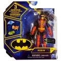 スピンマスター DCコミックス クリーチャーカオス 4インチ アクションフィギュア ミステリー・アクセサリーパック シリーズ2 ロビン