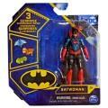 スピンマスター DCコミックス クリーチャーカオス 4インチ アクションフィギュア ミステリー・アクセサリーパック シリーズ2 バットウーマン