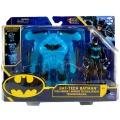 スピンマスター DCコミックス クリーチャーカオス 4インチ デラックス アクションフィギュア アーマーパック バット・テック バットマン