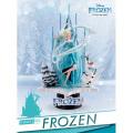 ディズニー ビーストキングダム Dセレクト PVCスタチュー #005 『アナと雪の女王』
