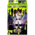 マテル WWE エリートコレクション アクションフィギュア ゴーストバスターズ コラボシリーズ ザ・ロック