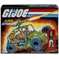 ハズブロ G.I.ジョー レトロコレクション ウォルマート限定 3.75インチ ミッドビークル AWE ストライカー with クランクケース