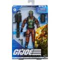 ハズブロ G.I.ジョー クラシファイドシリーズ USアマゾン限定 6インチ アクションフィギュア ヘビー・アーティラリー・ロードブロック
