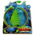 ヒックとドラゴン3 スピンマスター ベーシック アクションフィギュア バーフ & ベルチ (ダブルジップ)