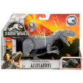 ジュラシック・ワールド / 炎の王国 マテル ローリヴォアス トーキング アクションフィギュア アロサウルス