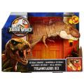 ジュラシック・ワールド レガシーコレクション マテル 18インチ アクションフィギュア エクストリーム チョンピング ティラノサウルス・レックス 【後期生産版】