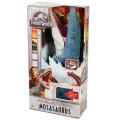 ジュラシック・ワールド / 炎の王国 マテル 28インチ リアルフィール ラテックス フィギュア モササウルス
