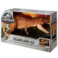 ジュラシック・ワールド / 炎の王国 マテル ジャイアントサイズ アクションフィギュア スーパー・コロッサル ティラノサウルス・レックス 【パッケージダメージあり】