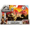 ジュラシック・ワールド / 炎の王国 マテル ローリヴォアス トーキング アクションフィギュア ケラトサウルス