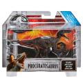 ジュラシック・ワールド / 炎の王国 マテル アタックパック アクションフィギュア プロケラトサウルス