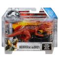 ジュラシック・ワールド / 炎の王国 マテル アタックパック アクションフィギュア ヘレラサウルス