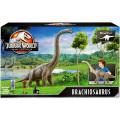 ジュラシック・ワールド マテル レガシーコレクション 42インチ ジャイアントサイズ アクションフィギュア ブラキオサウルス 【パッケージダメージあり】