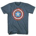 マーベルコミックス キャプテンアメリカ シールド Tシャツ