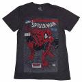マーベルコミックス スパイダーマン マクファーレン コミックカバー Tシャツ