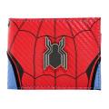 スパイダーマン:ホームカミング メタリックエンブレム 二つ折り ウォレット