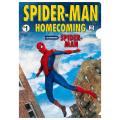 スパイダーマン:ホームカミング IG-2285 クリアファイル