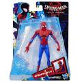 スパイダーマン:スパイダーバース 6インチ ベーシックフィギュア ピーター・パーカー スパイダーマン