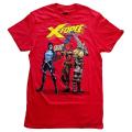 マーベルコミックス デッドプール Xフォース Tシャツ