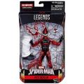ハズブロ スパイダーマン マーベルレジェンド 6インチ アクションフィギュア キングピンシリーズ レッドゴブリン