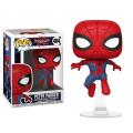 スパイダーマン:スパイダーバース ファンコ ポップ! ビニールフィギュア #404 ピーター・パーカー スパイダーマン