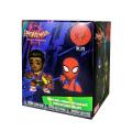 スパイダーマン:スパイダーバース ファンコ ミステリー・ミニ ビニールフィギュア 1ボックス (ミニフィギュア1体入り)