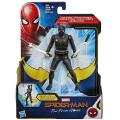 ハズブロ スパイダーマン / ファー・フロム・ホーム 6インチ デラックスフィギュア ウェブ・ストライク ステルススーツ スパイダーマン