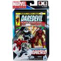 ハズブロ マーベルユニバース 3.75インチ アクションフィギュア コミックパック デアデビル & ブルズアイ