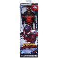 スパイダーマン:マキシマム・ヴェノム 2020 ディズニーXD アニメイテッドシリーズ タイタンヒーローズ 12インチ フィギュア マイルス・モラレス
