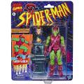 ハズブロ スパイダーマン マーベルレジェンド レトロパッケージ 6インチ アクションフィギュア グリーンゴブリン