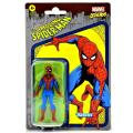 ハズブロ マーベルレジェンド レトロパッケージ 3.75インチ ベーシックフィギュア 1パック スパイダーマン