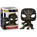 スパイダーマン / ノー・ウェイ・ホーム ファンコ ポップ! ビニールフィギュア #911 ブラック&ゴールド スーツ・スパイダーマン