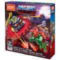 マスターズ・オブ・ザ・ユニバース メガコンストラックス ヒーローズ ブロックフィギュア デラックスパック バトルキャット vs ロトン