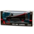 特攻野郎Aチーム グリーンライト ハリウッドシリーズ 1/24スケール ダイキャストカー 1983年式 GMC・バンデューラ