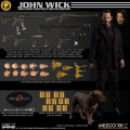 ジョン・ウィック:チャプター2 メズコ ワン12コレクティブ 1/12スケール アクションフィギュア デラックスエディション ジョン・ウィック