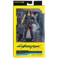 サイバーパンク2077 マクファーレントイズ 7インチ アクションフィギュア ジョニー・ シルヴァーハンド